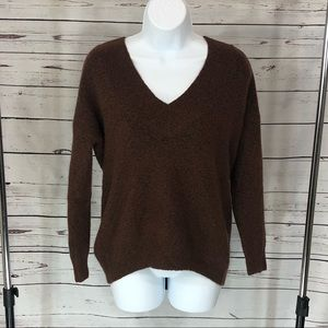 3/$15 Rust Forever 21 Sweater